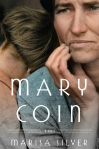 Novel Visits's Americana Books: Mary Coin by Marita Silver