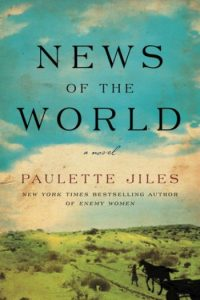 Novel Visits's Americana Books: News of the World by Paulette Jiles