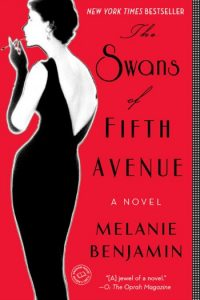 Novel Visits's Americana Books: The Swans of Fifth Avenue by Melanie Benjamin