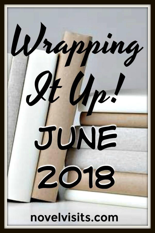 June was a stellar month for me. Check out the books that made June so great, plus links to favorites from across the book blogosphere.