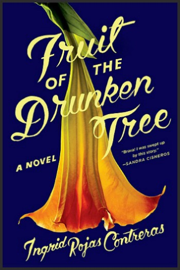 Novel Visits's My Week in Books for 7/9/18: Currently Reading - Fruit of the Drunken Tree by Ingrid Rojas Contreras