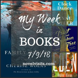 My Week in Books 7/9/18 | More