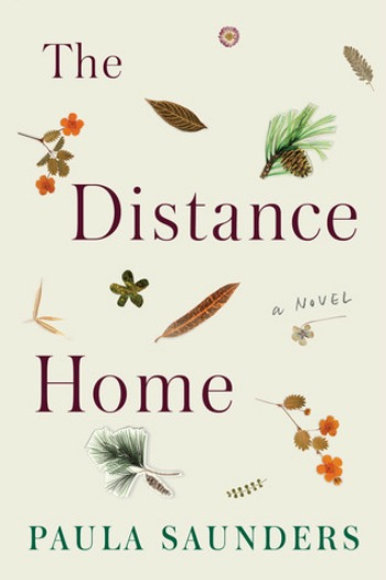Novel Visits' Review of The Distance Home by Paula Saunders