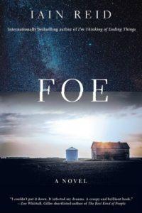Novel Visits' A Trio of September Mini-Reviews - Foe by Iain Reid
