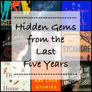 Novel Visits' Hidden Gems from the Last Five Years - A look at 10 great books you may have missed.