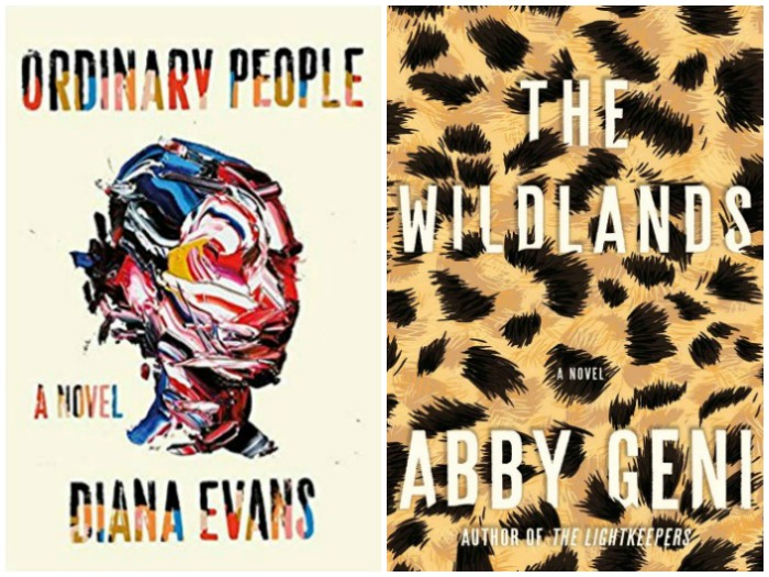 Novel Visits' My Week in Books for 9/3/18: Likely to Read Next - Ordinary People by Diana Evans and The Wildlands by Abby Geni
