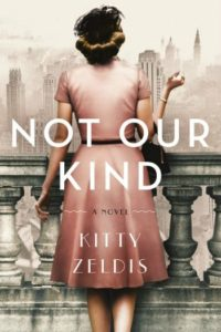 Novel Visits' A Trio of September Mini-Reviews - Not Our Kind by Kitty Zeldis