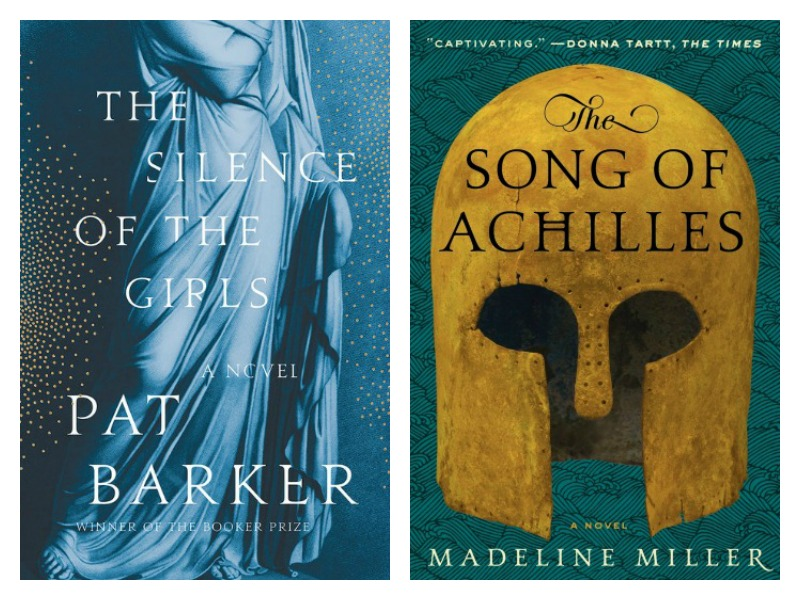 Novel Visits Review of The Silence of the Girls by Pat Barker and The Song of Achilles by Madeline Miller