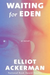 Novel Visits' BEST BOOKS of 2018 - Waiting for Eden by Elliot Ackerman