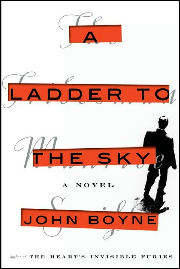 Novel Visits' My Week in Books for 10/29/18: Last Week's Read - A Ladder to the Sky by John Boyne