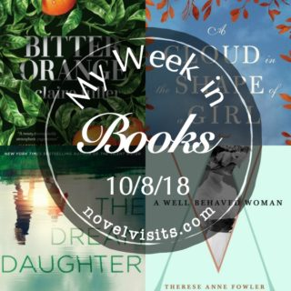 My Week in Books 10/8/18 | More