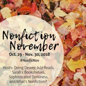 Nonfiction November 2018