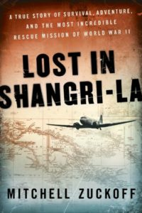 Nonfiction November on Novel Visits: Reads Like Fiction - Lost in Shangri-La by Mitchell Zuckoff