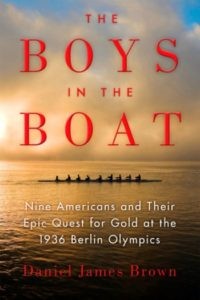 Nonfiction November on Novel Visits: Reads Like Fiction - The Boys in the Boat by Daniel James Brown
