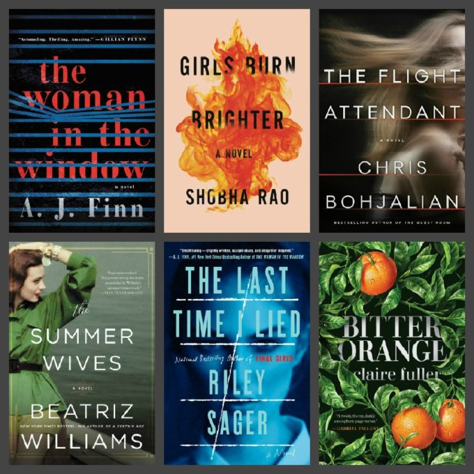 Novel Visits' Six 2018 Books That Deserved Their Hype, plus Six That Didn't - The Six That Didn't