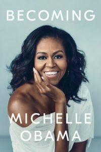 Novel Visits' BEST BOOKS of 2018 - Becoming by Michelle Obama