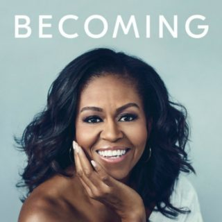 Novel Visits' Review of Becoming by Michelle Obama