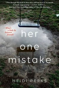 Novel Visits Winter Preview 2019 - Her One Mistake by Heidi Perks