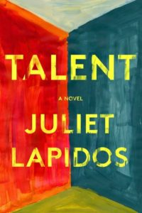 Novel Visits Winter Preview 2019 - Talent by Juliet Lapidos