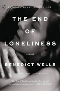 Novel Visits Winter Preview 2019 - The End of Loneliness by Benedict Wells