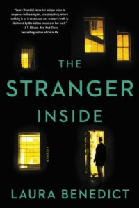 Novel Visits Winter Preview 2019 - The Stranger Inside by Laura Benedict