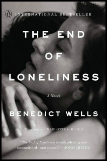 Novel Visits' My Week in Books for 1/7/19: Currently Reading - The End of Loneliness by Benedict Wells