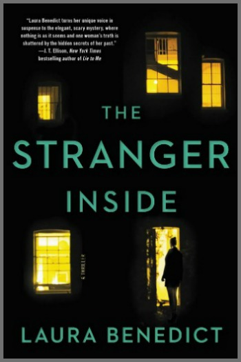 Novel Visits' My Week in Books for 1/28/19: Last Week's Read - The Stranger Inside by Laura Benedict