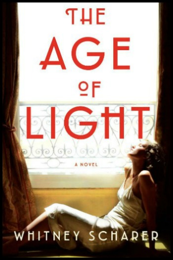 Novel Visits' My Week in Books for 1/14/19: Likely to Read Next - The Age of Light by Whitney Scharer