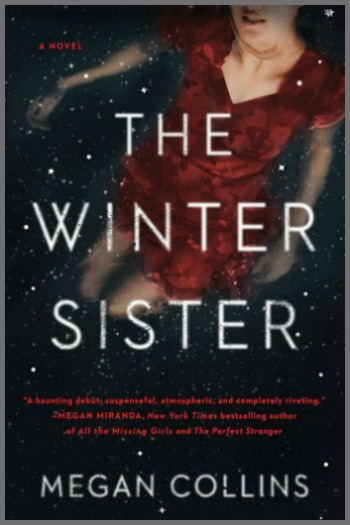 Novel Visits' My Week in Books for 1/28/19: Likely to Read Next - The Winter Sister by Megan Collins