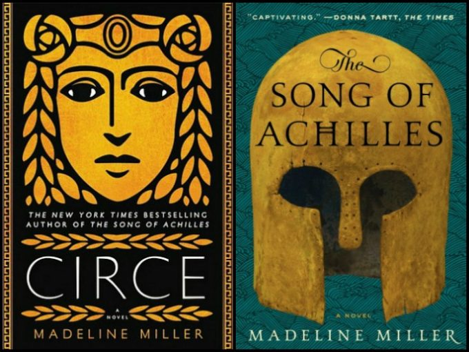 Novel Visits' New-to-Me Authors for 2018: Authors I couldn't Get Enough Of - Madeline Miller's Circe & The Song of Achilles