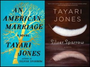 Novel Visits' New-to-Me Authors for 2018: Authors I couldn't Get Enough Of - Tayari Jones's An American Marriage & Silver Sparrow