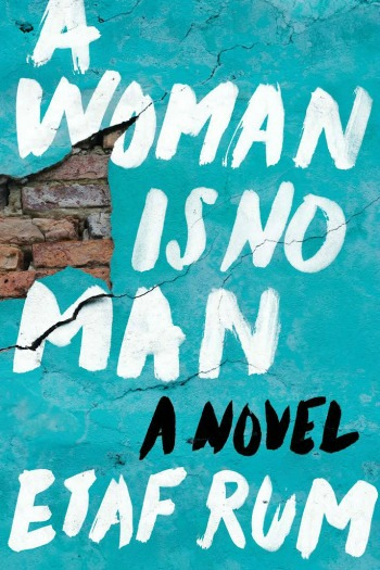 Novel Visits' My Week in Books for 2/18/19: Currently Reading - A Woman is No Man by Etaf Rum