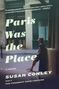 Novel Visits: Goodreads Under 2000 - My Favorite Books with Few Reviews - Paris Was the Place by Susan Conley