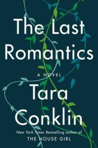 Novel Visits Best Books of 2019 - The Last Romantics by Tara Conklin
