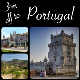 Novel Visits - I'm Off to Portugal