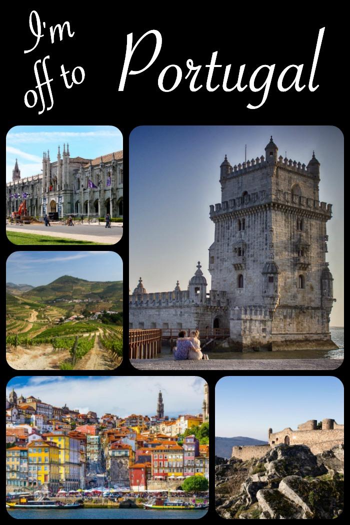Novel Visits - I'm off to Portugal!