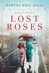 Novel Visits Spring Preview 2019 - Lost Roses by Martha Hall Kelly