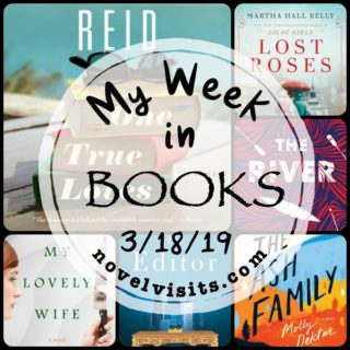 Novel Visits' My Week in Books for 3/18/19