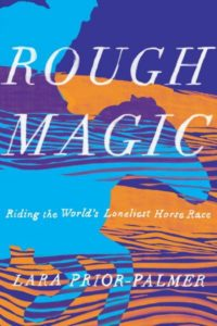 Novel Visits Spring Preview 2019 - Rough Magic by Laura Prior-Palmer