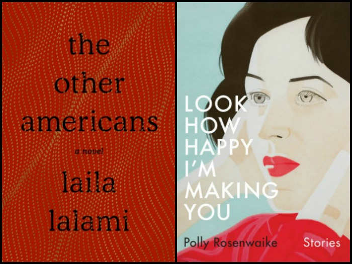 My Week in Books for 4/15/19: Last Week's Reads - The Other Americans by Laila Lalami and Look How Happy I'm Making You by Polly Rosenwaike