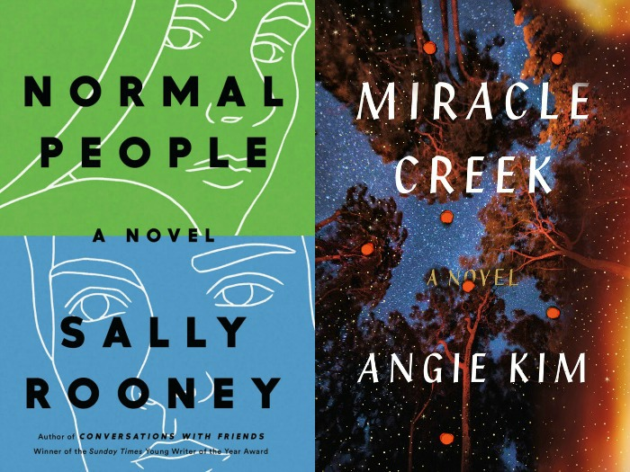 Novel Visits' My Week in Books for 4/8/19: Likely to Read Next - Normal People by Sally Rooney and Miracle Creek by Angie Kim