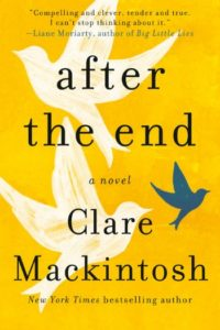 Novel Visits Best Books of 2019 - After the End by Clare Mackintosh