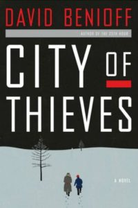 Novel Visits: Beach Bag Books - City of Thieves by David Benioff