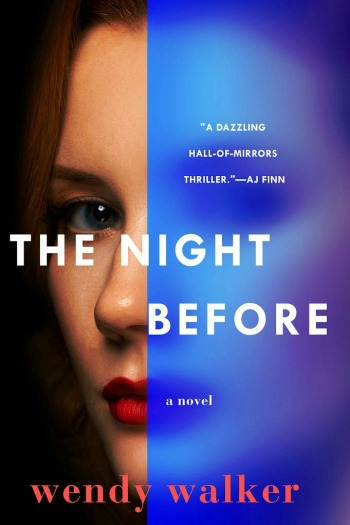 Novel Visits' My Week in Books for 5/6/19: Currently Reading - The Night Before by Wendy Walker