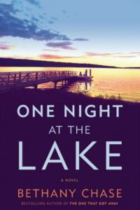 Novel Visits 2019 Summer Preview - One Night at the Lake by Bethany Chase