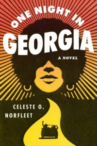 Novel Visits 2019 Summer Preview - One Night in Georgia by Celeste O. Norfleet