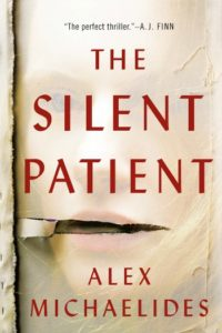 Novel Visits: Beach Bag Books - The Silent Patient by Alex Michalides