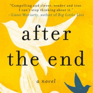 Novel Visits' Review of After the End by Clare Mackintosh