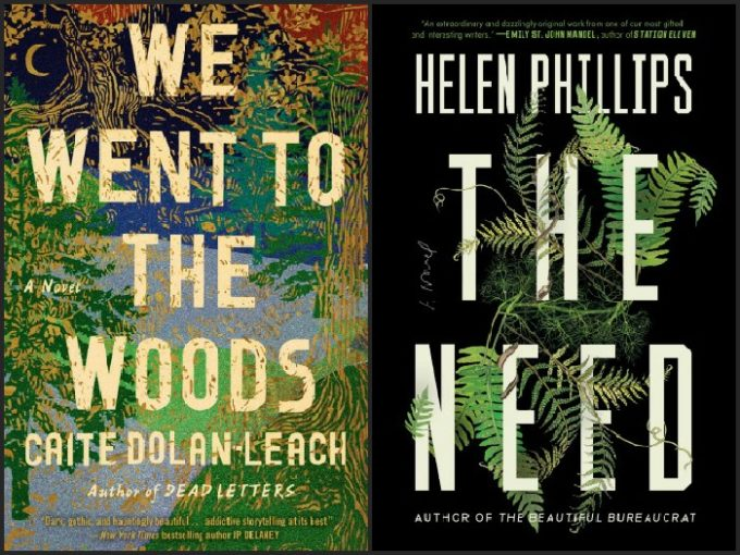 Novel Visits' My Week in Books for 6/24/19: Likely to Read Next - We Went to the Woods by Caite Dolan-Leach and The Need by Helen Phillips