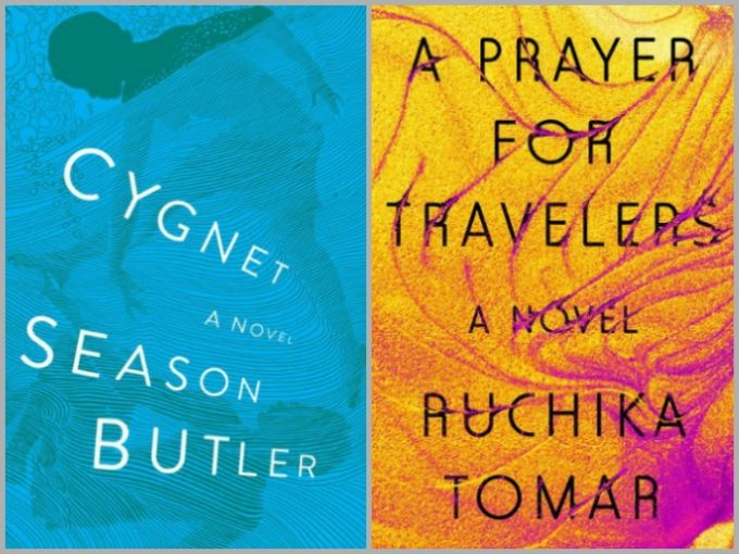 Cygnet by Season Butler and A Prayer for Travelers by Ruchika Tomar